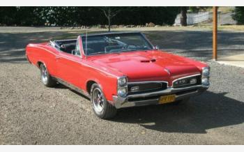 1967 Pontiac GTO for sale 101443911