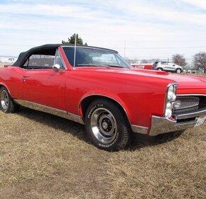 1967 Pontiac GTO for sale 101447596