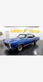 1967 Pontiac GTO for sale 101458561
