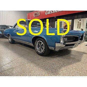 1967 Pontiac GTO for sale 101460884