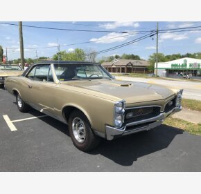 1967 Pontiac GTO for sale 101499644