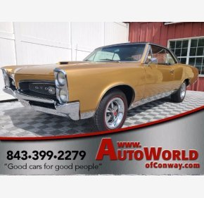 1967 Pontiac GTO for sale 101502136