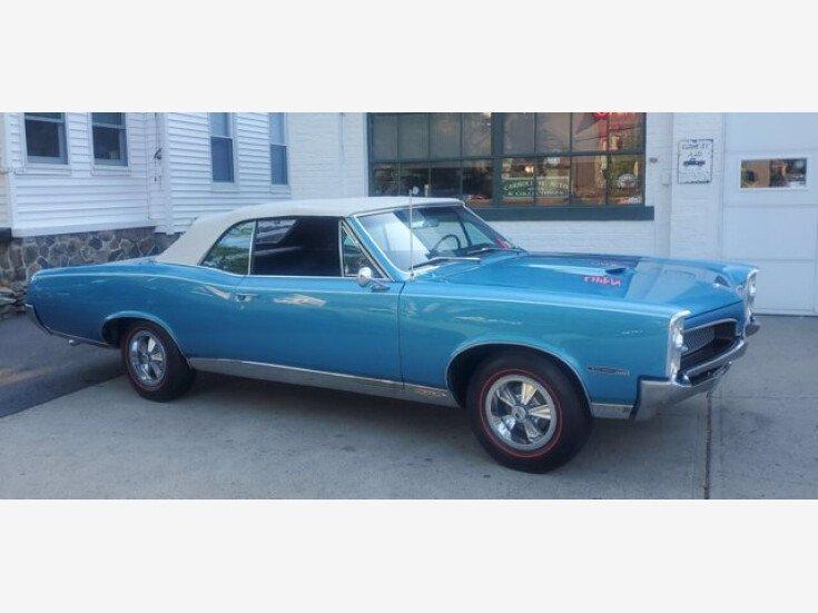 1967 Pontiac GTO for sale 101543669
