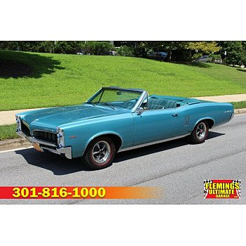 1967 Pontiac Le Mans for sale 101013983