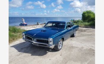 1967 Pontiac Le Mans Sedan for sale 101359113