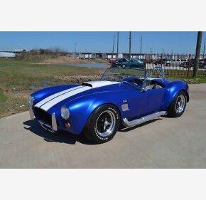 1967 Shelby Cobra-Replica for sale 101334850