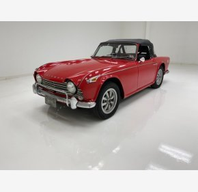 1967 Triumph TR4A for sale 101321994