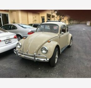 1967 Vw Bug >> 1967 Volkswagen Beetle Classics For Sale Classics On