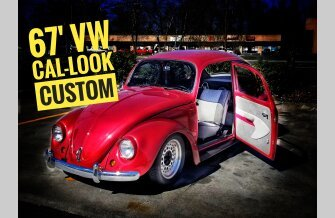 1967 Volkswagen Beetle for sale 101141107
