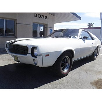 1968 AMC AMX for sale 101335127