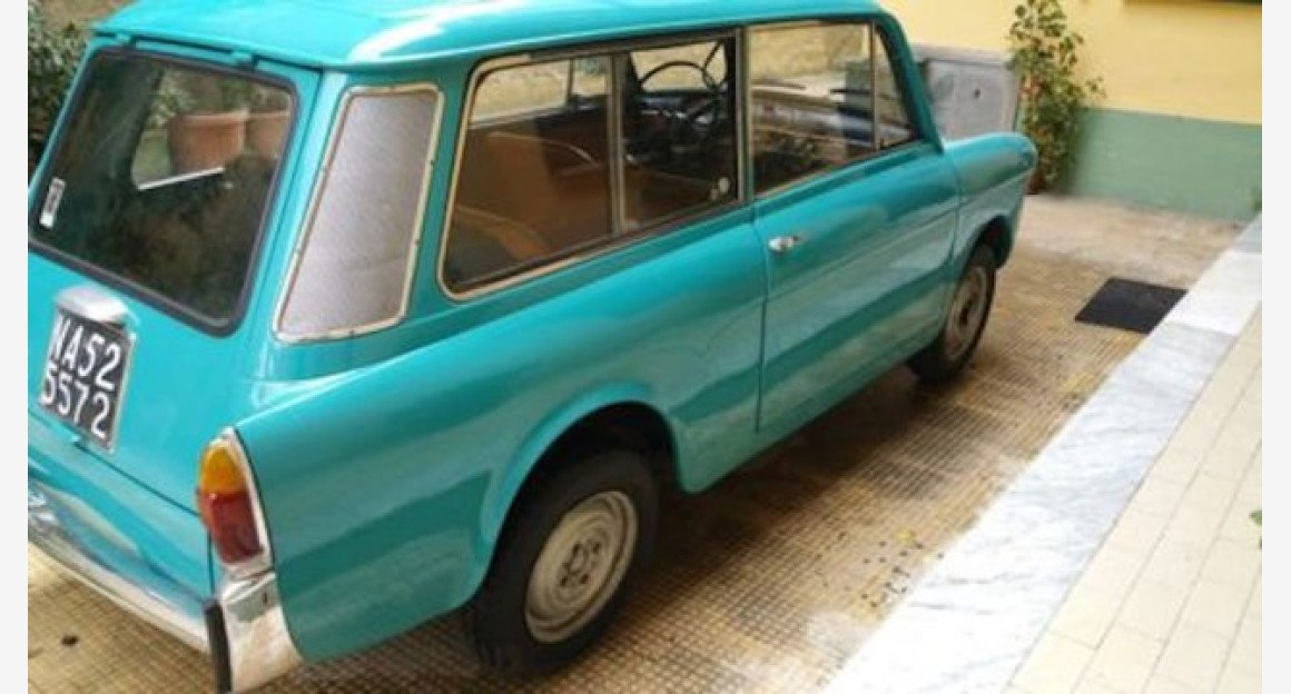 1968 Autobianchi Bianchina for sale 100868570