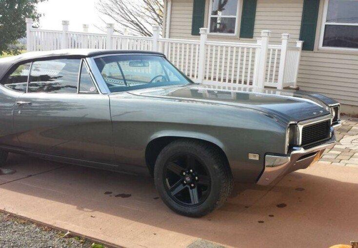 1968 Buick Skylark For Sale Near Woodland Hills California 91364