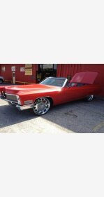 1968 Cadillac De Ville Convertible for sale 100841351