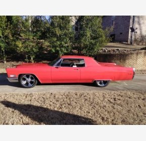 1968 Cadillac De Ville for sale 100984512