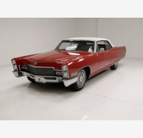 1968 Cadillac De Ville for sale 101106835