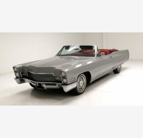 1968 Cadillac De Ville Convertible for sale 101172295