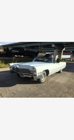1968 Cadillac De Ville Coupe for sale 101269927