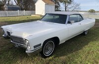 1968 Cadillac De Ville Coupe for sale 101279540