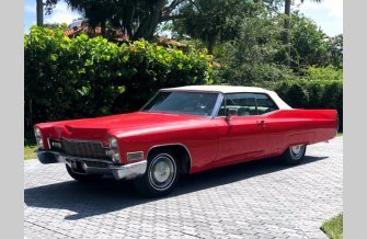 1968 Cadillac De Ville for sale 101381233