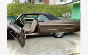 1968 Cadillac De Ville Convertible for sale 101496194