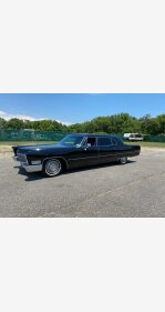 1968 Cadillac Fleetwood for sale 101340087