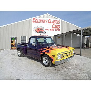 1968 Chevrolet C/K Truck for sale 100953036
