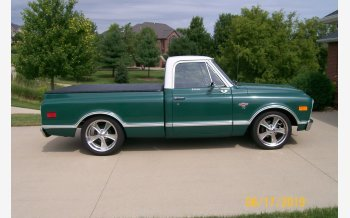 1968 Chevrolet C/K Truck Custom Deluxe for sale 101328741