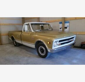 1968 Chevrolet C/K Truck for sale 100862975
