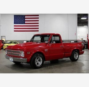 1968 Chevrolet C/K Truck Classics for Sale - Classics on