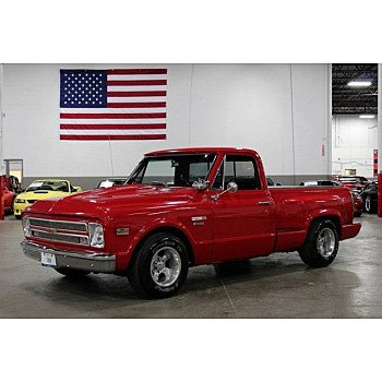 1968 Chevrolet C/K Truck for sale 101162036