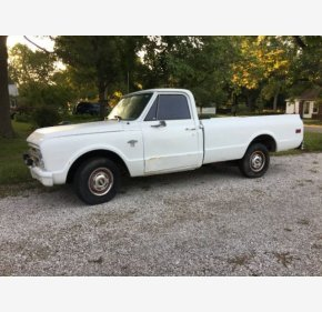 1968 Chevrolet C/K Truck for sale 101242696
