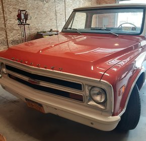 1968 Chevrolet C/K Truck 2WD Regular Cab 1500 for sale 101281841