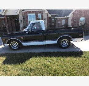1968 Chevrolet C/K Truck for sale 101286927
