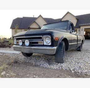 1968 Chevrolet C/K Truck for sale 101400925