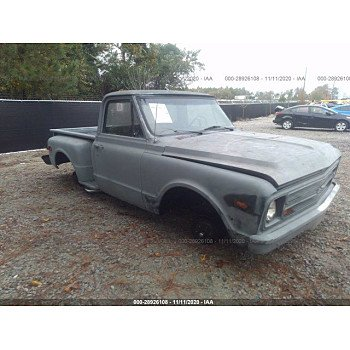 1968 Chevrolet C/K Truck for sale 101409275