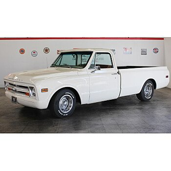 1968 Chevrolet C/K Truck for sale 101426997