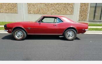 1968 Chevrolet Camaro for sale 100963074