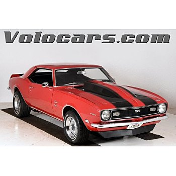 1968 Chevrolet Camaro for sale 101004379