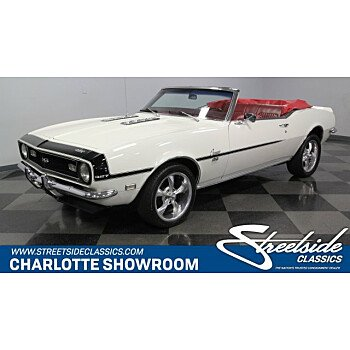 1968 Chevrolet Camaro for sale 101006326