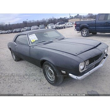 1968 Chevrolet Camaro for sale 101101563