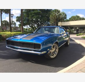1968 Chevrolet Camaro RS for sale 100875950