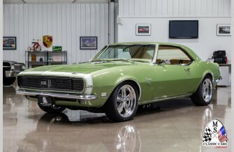 1968 Chevrolet Camaro for sale 101347974