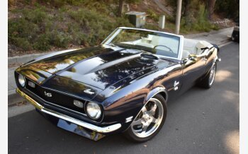 1968 Chevrolet Camaro SS Convertible for sale 101448523