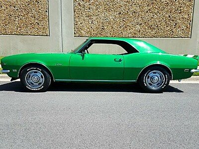 1968 Chevrolet Camaro for sale 100975060