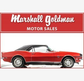 1968 Chevrolet Camaro for sale 101112475