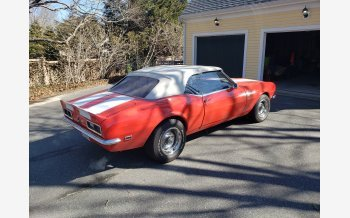 1968 Chevrolet Camaro Convertible for sale 101121665