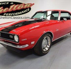 1968 Chevrolet Camaro for sale 101124892
