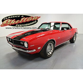 1968 Chevrolet Camaro for sale 101124892
