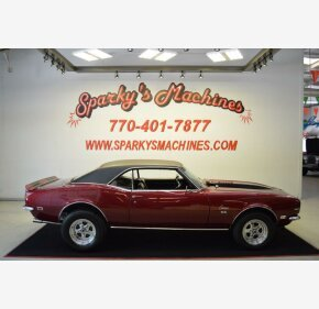 1968 Chevrolet Camaro for sale 101148190