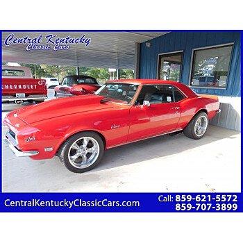 1968 Chevrolet Camaro for sale 101224847